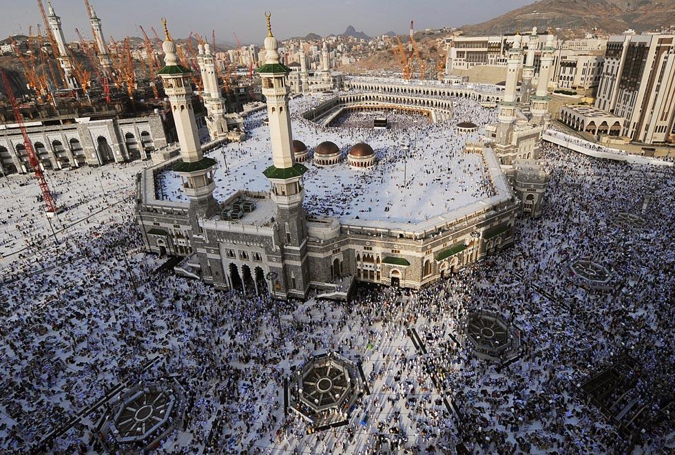 La città magnetica: la Mecca