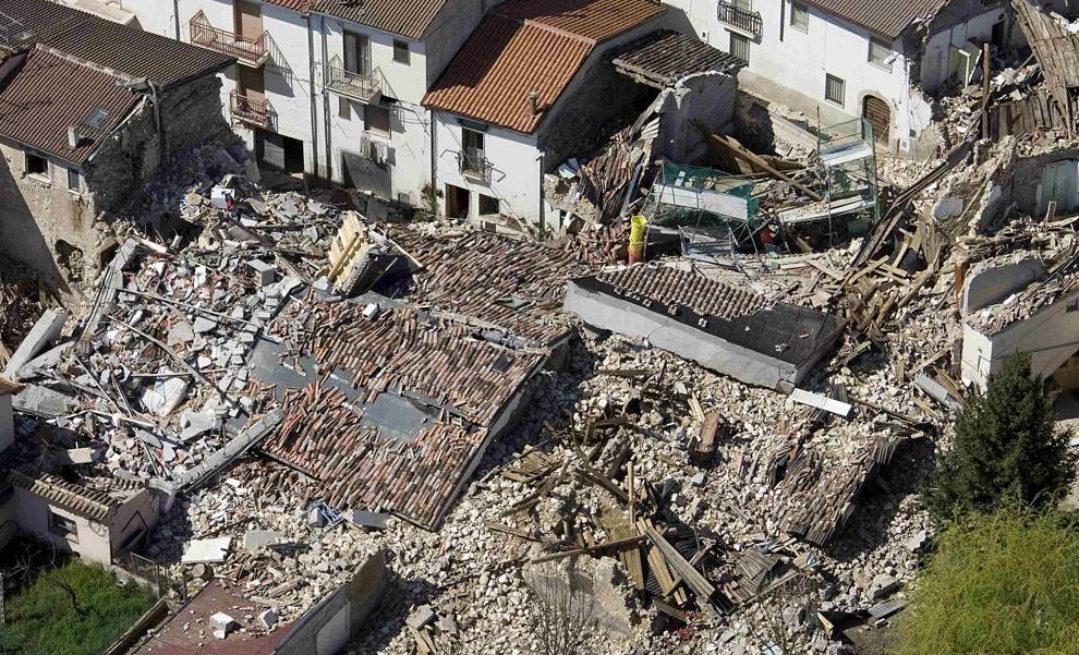 Perché avvengono i terremoti
