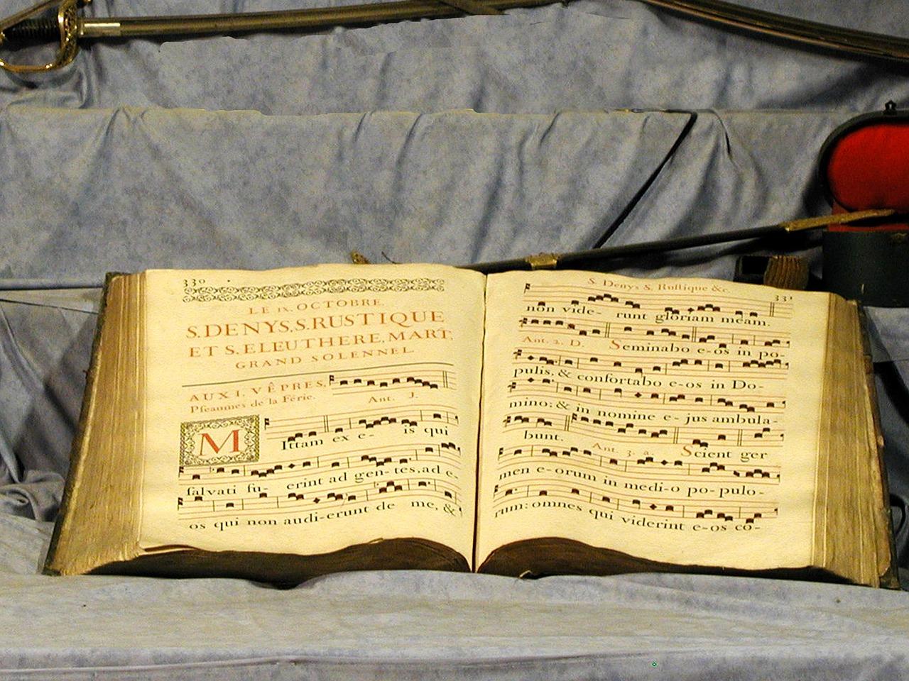 Storia del canto gregoriano