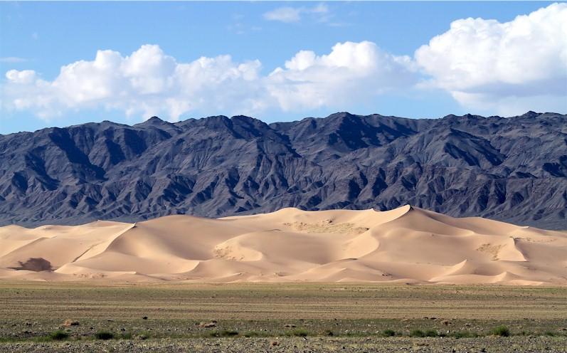 Il misterioso deserto del Gobi
