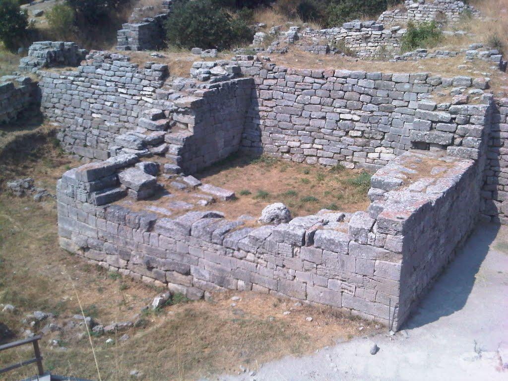 Il mito della grande Troia