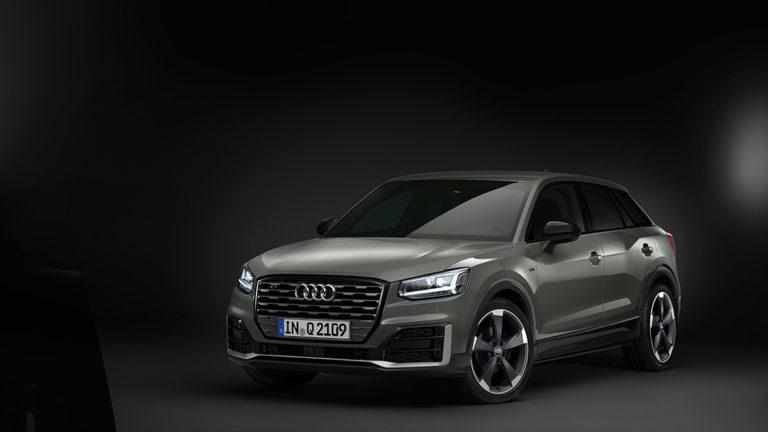 La nuova Audi Q2