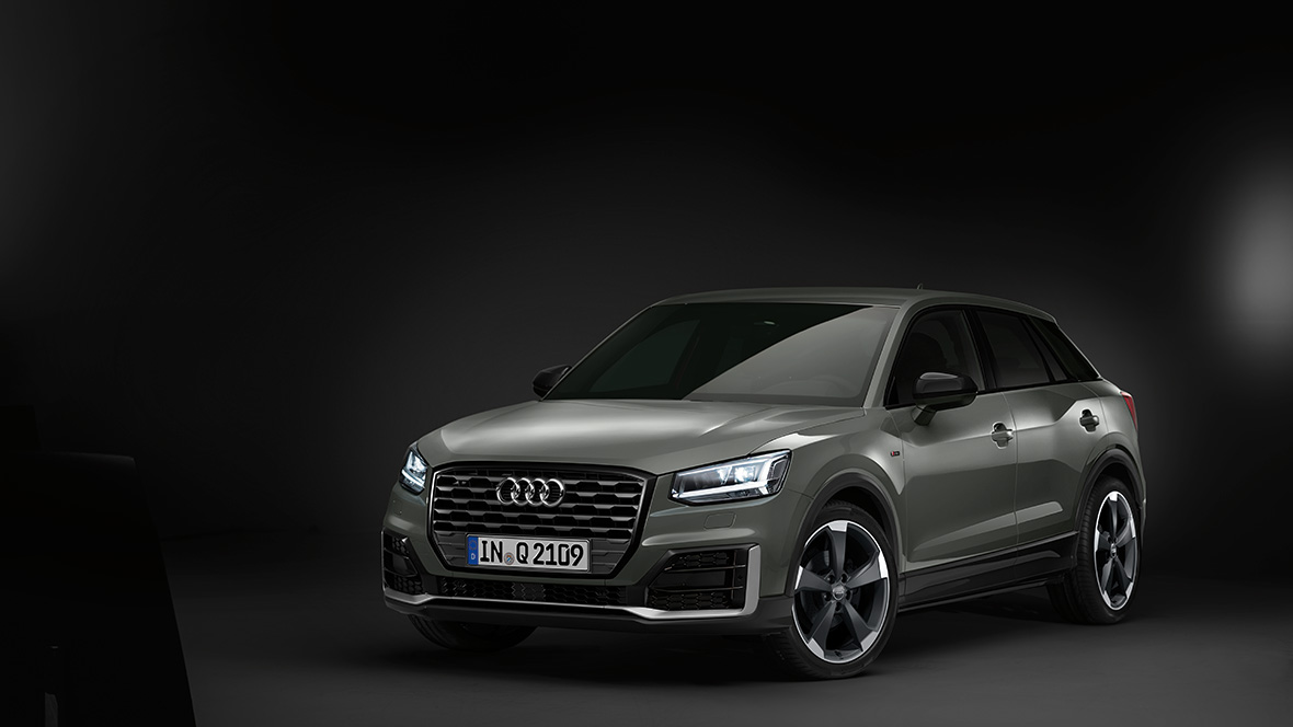 La nuova Audi Q 2