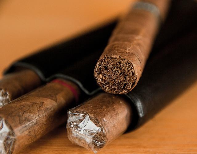 Il piacere del sigaro