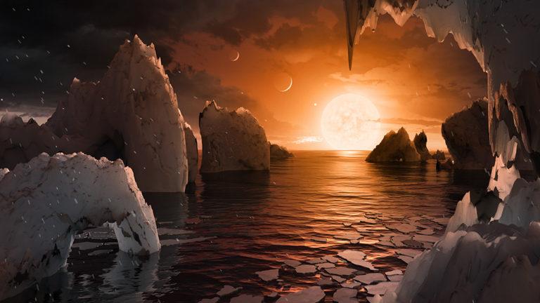 Tutto su Trappist-1, il sistema planetario scoperto dalla NASA