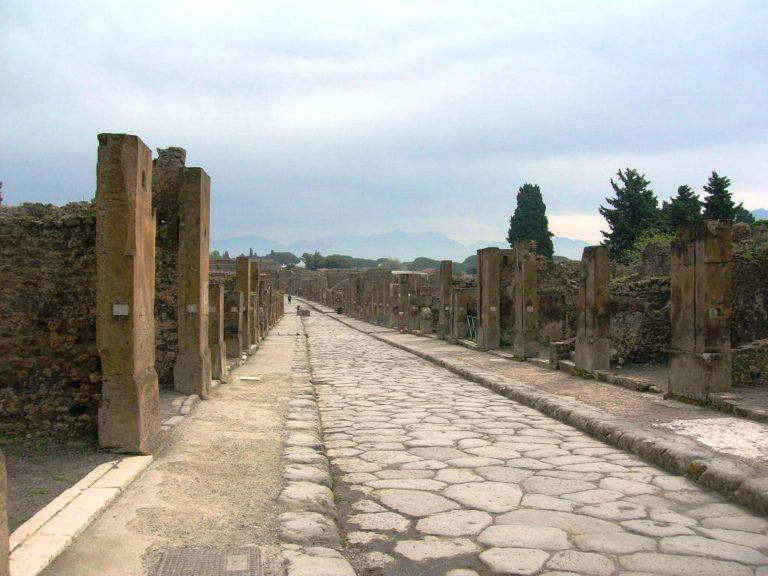 Curiosità su Pompei (eruzione del 79 d.C)
