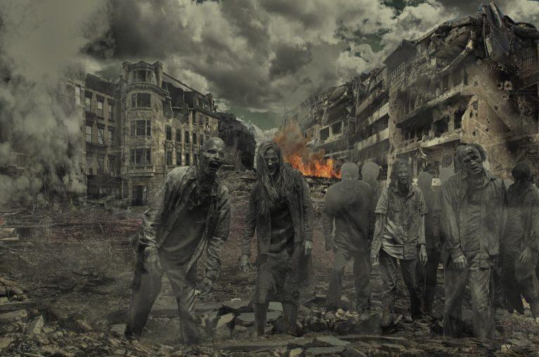 È possibile un'epidemia di zombie?