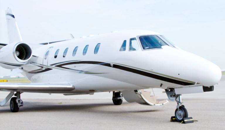 In vacanza con l'aereo privato si può