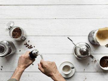 fornitura caffè