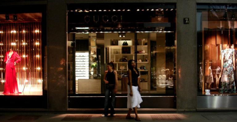 Sneakers Gucci: un brand per molte diverse tipologie di clienti